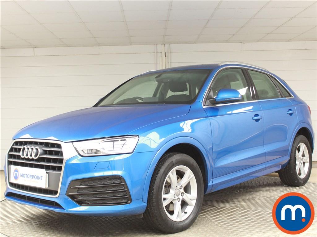 Audi Q3 Sport - Stock Number 1078354 Passenger side front corner