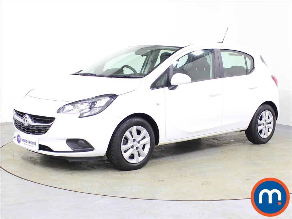 Vauxhall Corsa Design - Stock Number 1077867 Passenger side front corner