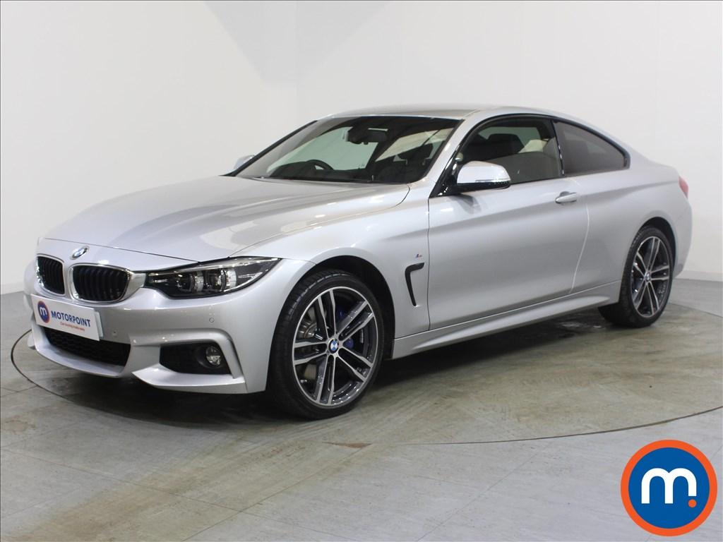 BMW 4 Series M Sport - Stock Number 1075772 Passenger side front corner