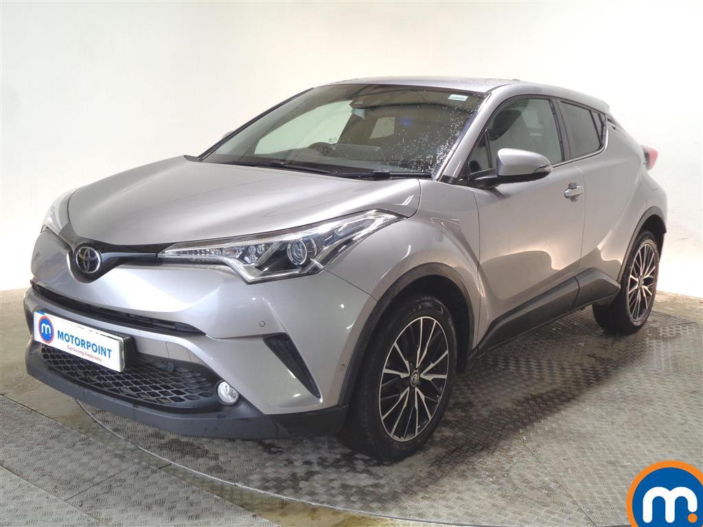 Toyota C-Hr Excel - Stock Number 1078388 Passenger side front corner