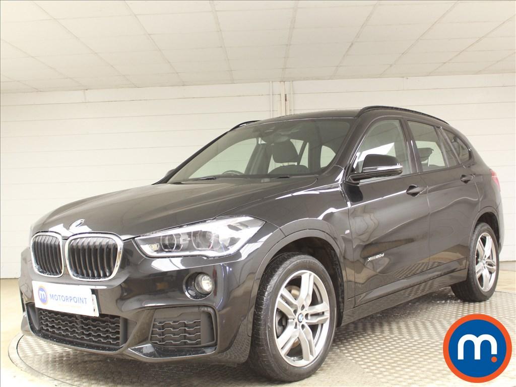 BMW X1 M Sport - Stock Number 1077243 Passenger side front corner