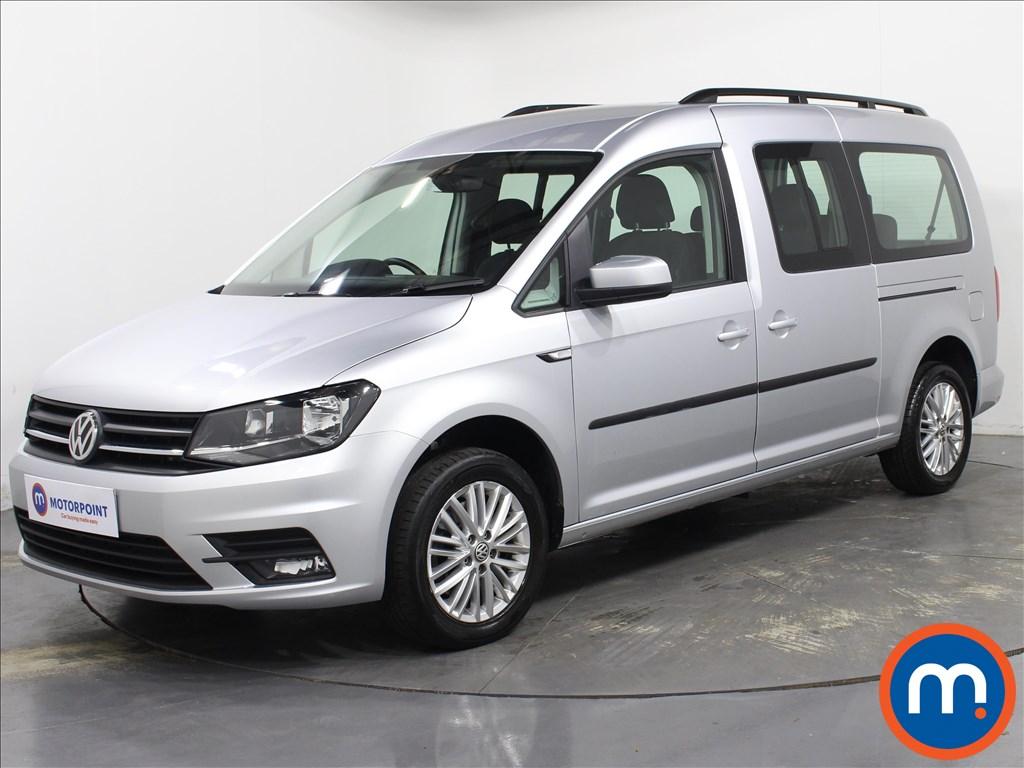 Volkswagen Caddy Maxi Life 2.0 TDI 150 5dr DSG - Stock Number 1077106 Passenger side front corner