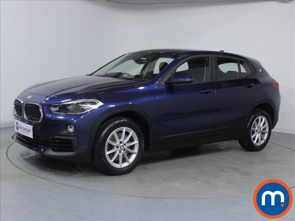 BMW X2 SE - Stock Number 1078380 Passenger side front corner