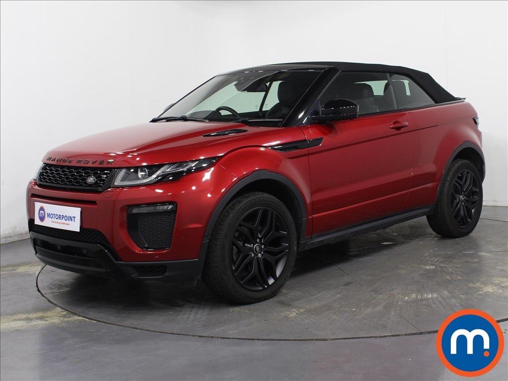 Land Rover Range Rover Evoque HSE Dynamic Lux - Stock Number 1076872 Passenger side front corner