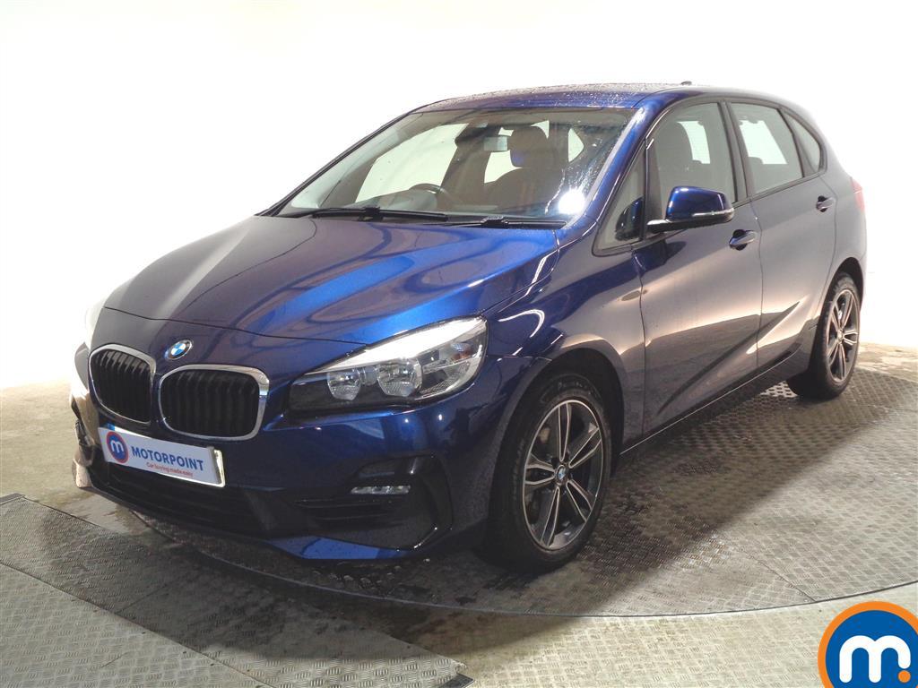BMW 2 Series Sport - Stock Number 1076354 Passenger side front corner