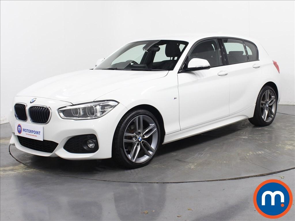 BMW 1 Series M Sport - Stock Number 1076943 Passenger side front corner