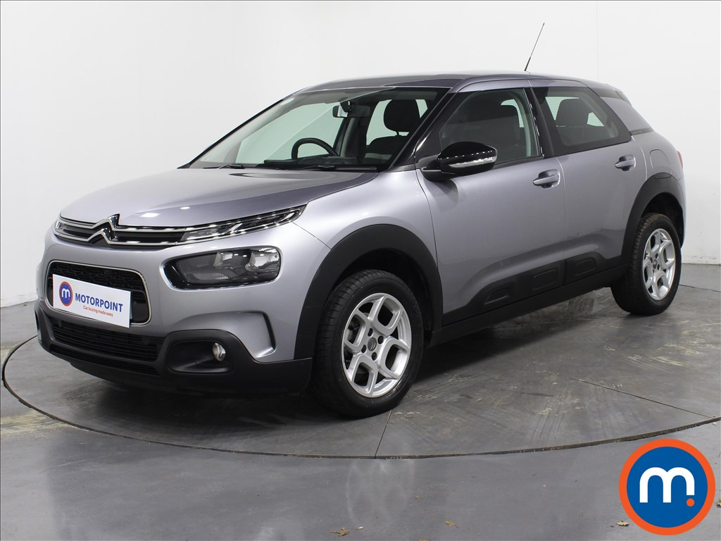 Citroen C4 Cactus Feel - Stock Number 1068990 Passenger side front corner