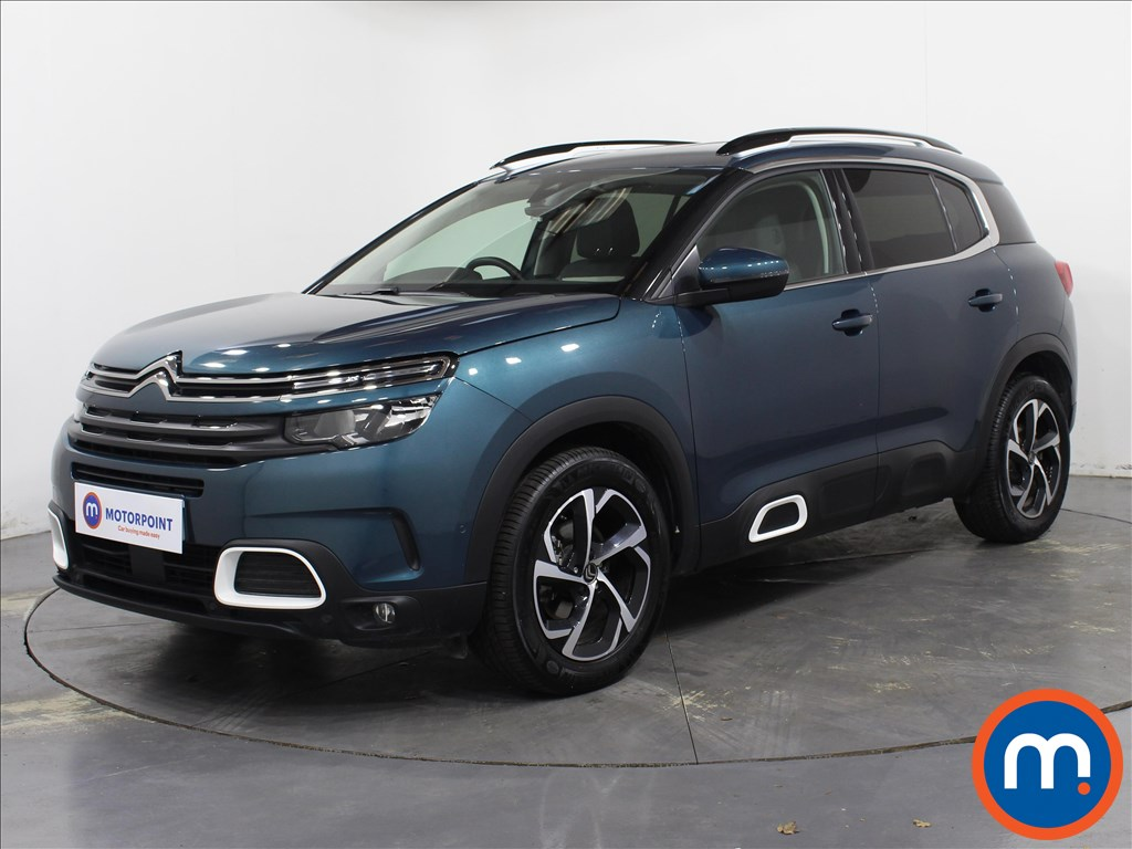 Citroen C5 Aircross Flair - Stock Number 1074810 Passenger side front corner