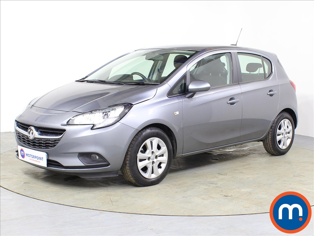 Vauxhall Corsa Design - Stock Number 1077861 Passenger side front corner