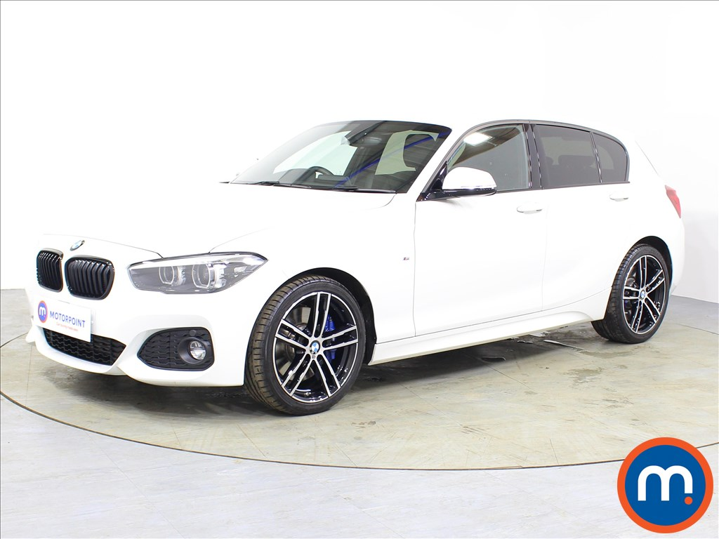 BMW 1 Series M Sport Shadow Edition - Stock Number 1075217 Passenger side front corner