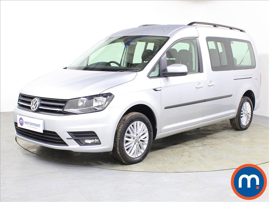 Volkswagen Caddy Maxi Life 2.0 TDI 150 5dr DSG - Stock Number 1077094 Passenger side front corner