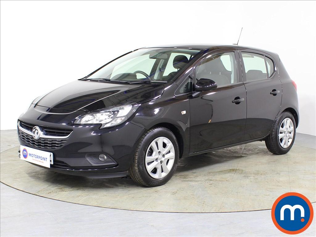 Vauxhall Corsa Design - Stock Number 1077878 Passenger side front corner