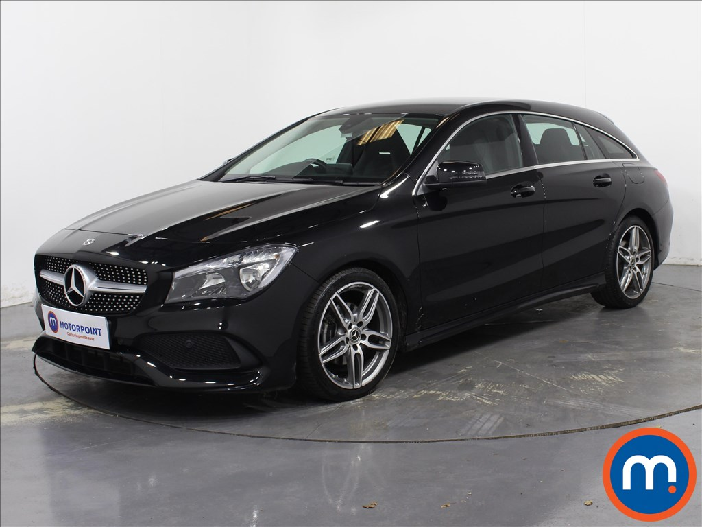 Mercedes-Benz Cla Class AMG Line Edtion - Stock Number 1077471 Passenger side front corner