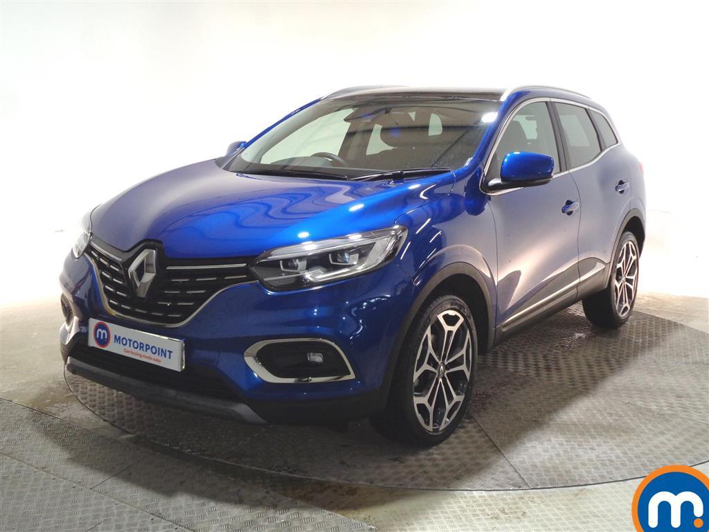 Renault Kadjar GT Line - Stock Number 1075156 Passenger side front corner