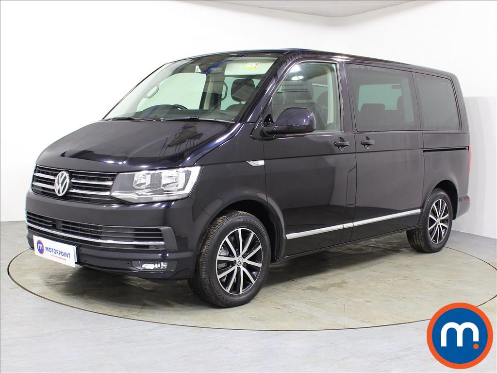 Volkswagen Caravelle Executive - Stock Number 1077144 Passenger side front corner