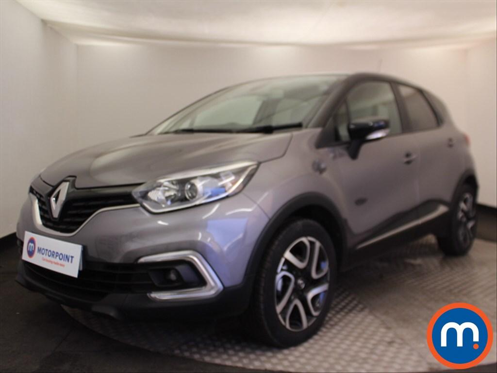 Renault Captur Iconic - Stock Number 1073016 Passenger side front corner