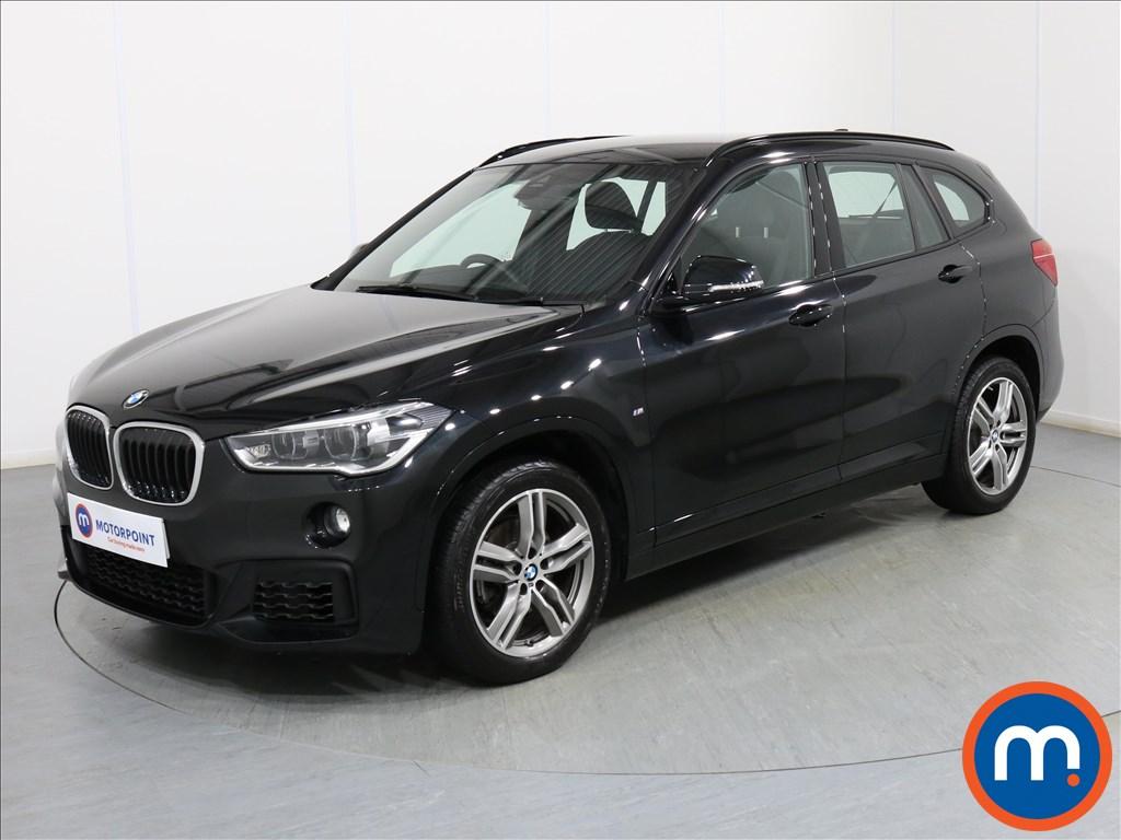 BMW X1 M Sport - Stock Number 1078172 Passenger side front corner