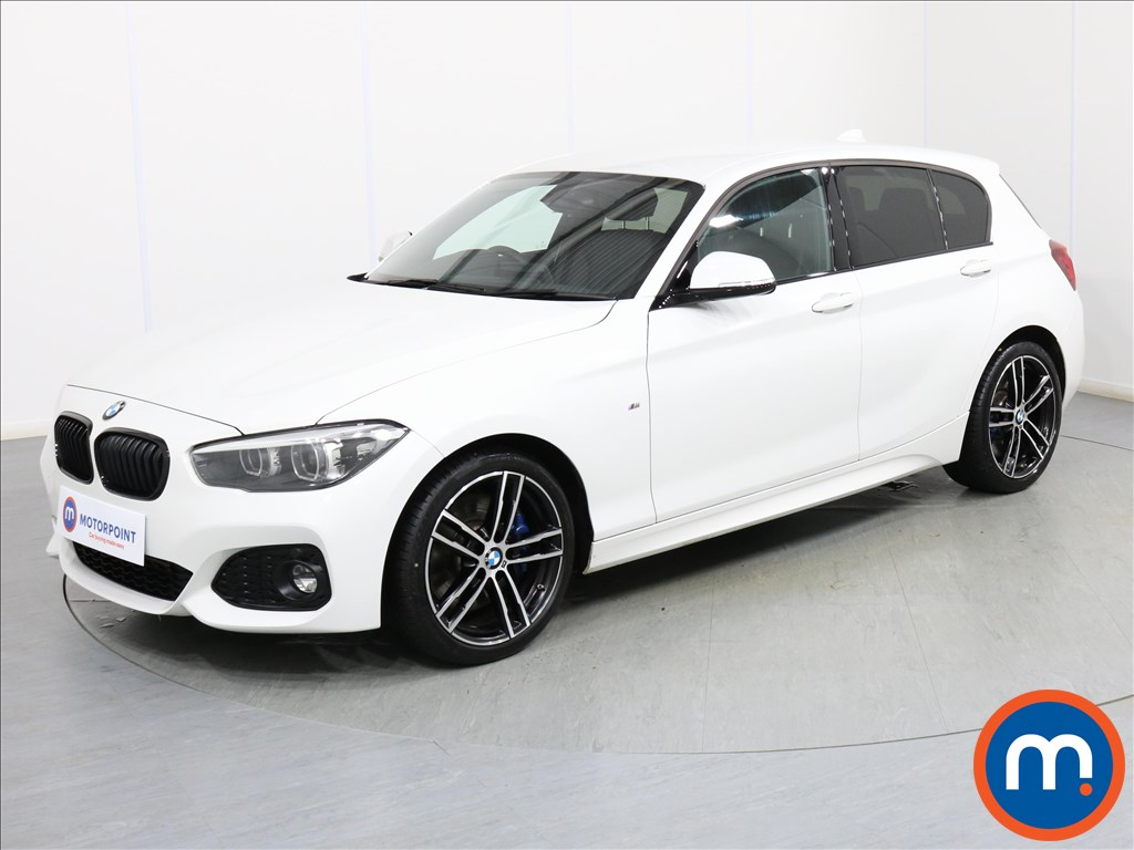 BMW 1 Series M Sport Shadow Edition - Stock Number 1075215 Passenger side front corner