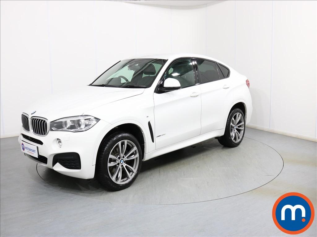 BMW X6 M Sport - Stock Number 1079261 Passenger side front corner
