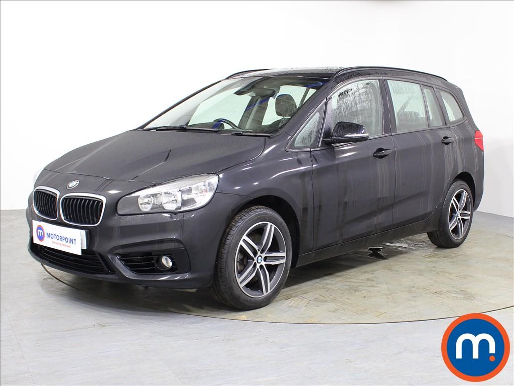BMW 2 Series Sport - Stock Number 1076798 Passenger side front corner