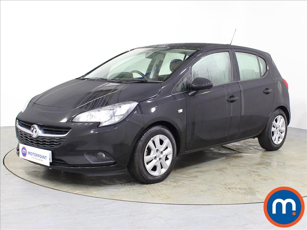 Vauxhall Corsa Design - Stock Number 1077903 Passenger side front corner