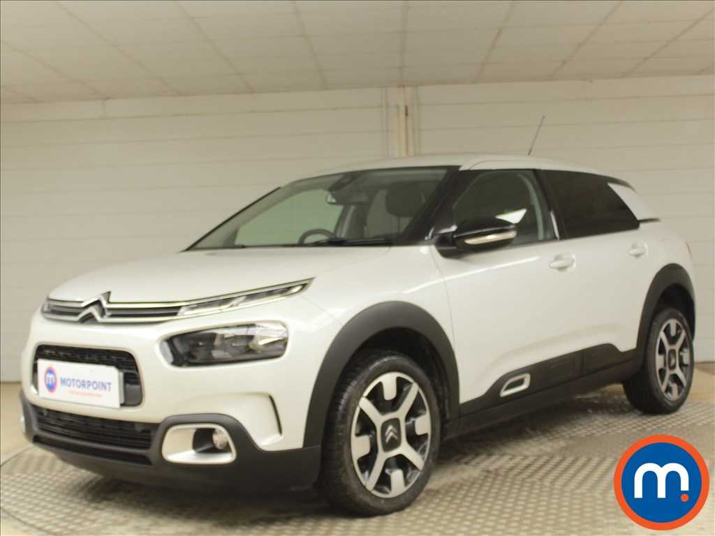 Citroen C4 Cactus Flair - Stock Number 1069053 Passenger side front corner