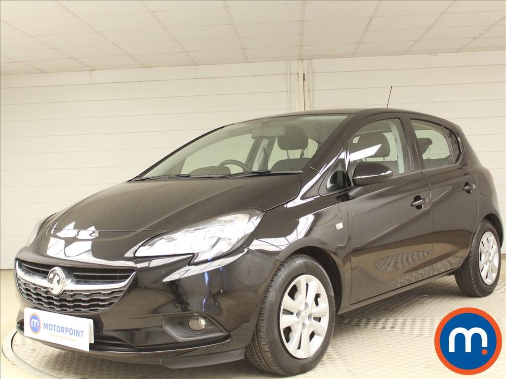Vauxhall Corsa Design - Stock Number 1074563 Passenger side front corner