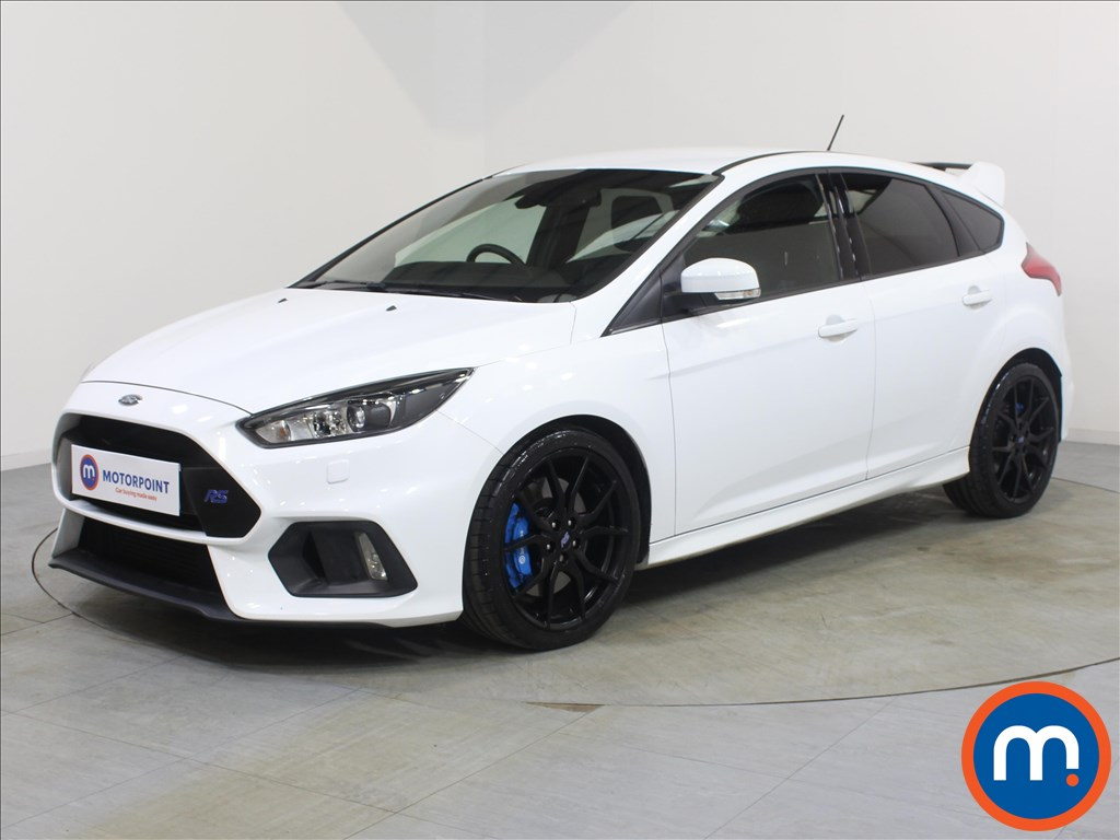Ford Focus Rs 2.3 EcoBoost 5dr - Stock Number 1078980 Passenger side front corner