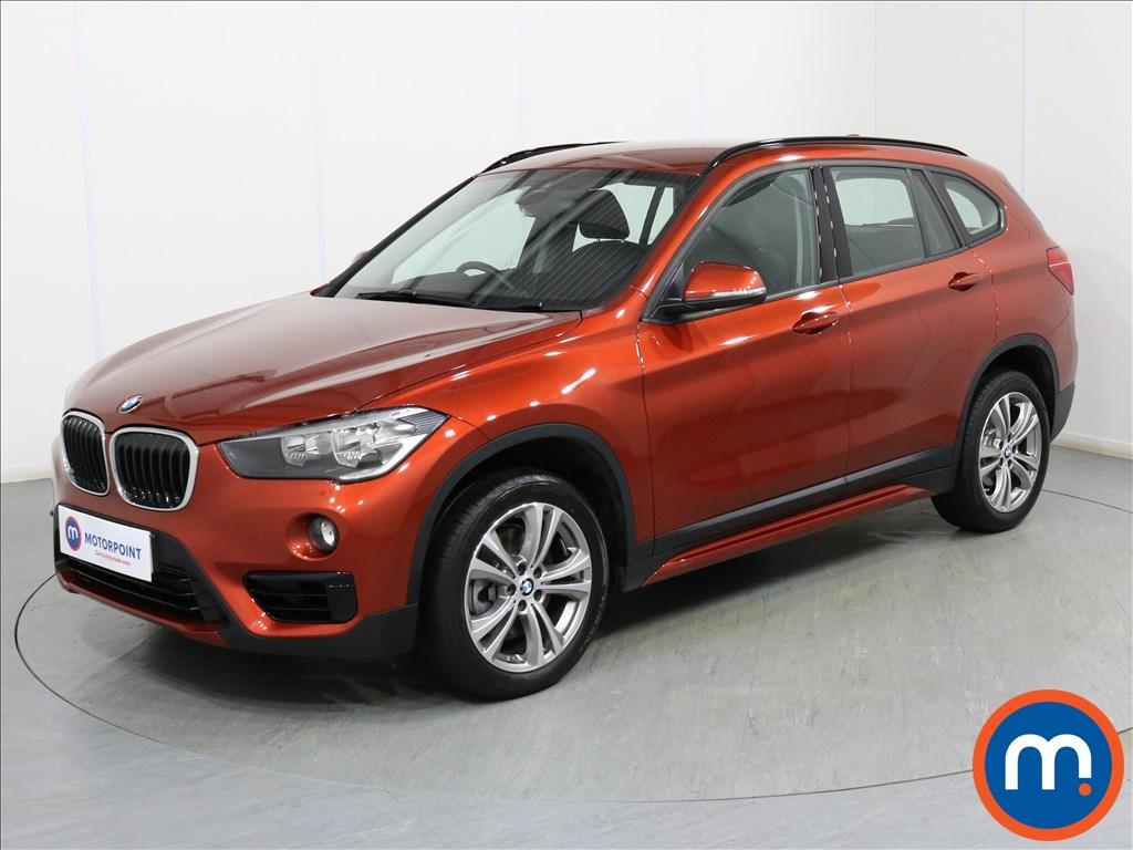 BMW X1 Sport - Stock Number 1078836 Passenger side front corner