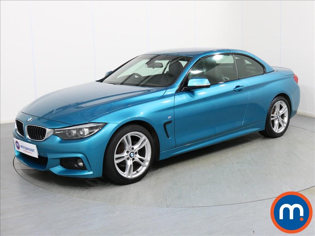 BMW 4 Series M Sport - Stock Number 1077066 Passenger side front corner