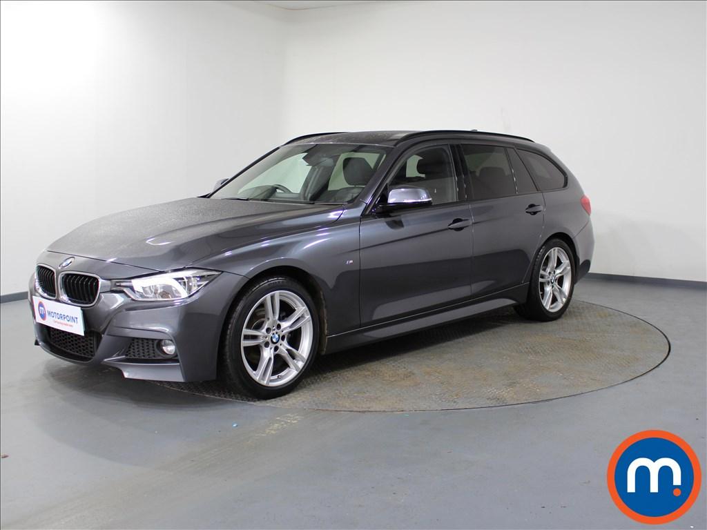 BMW 3 Series M Sport - Stock Number 1073577 Passenger side front corner