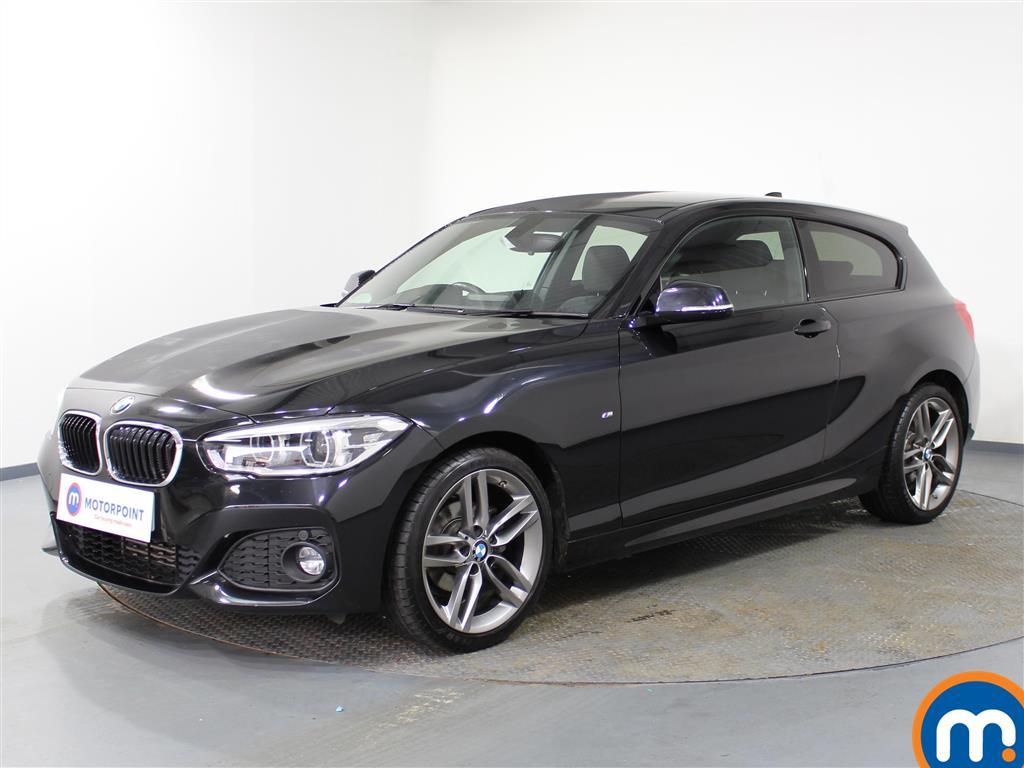 BMW 1 Series M Sport - Stock Number 1079764 Passenger side front corner