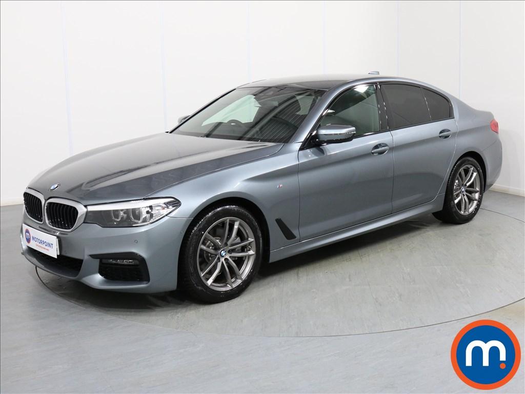BMW 5 Series M Sport - Stock Number 1078558 Passenger side front corner