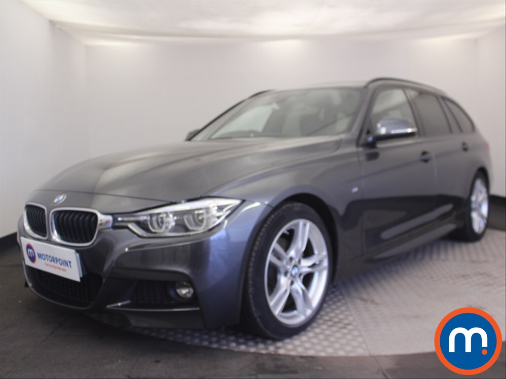 BMW 3 Series M Sport - Stock Number 1073596 Passenger side front corner