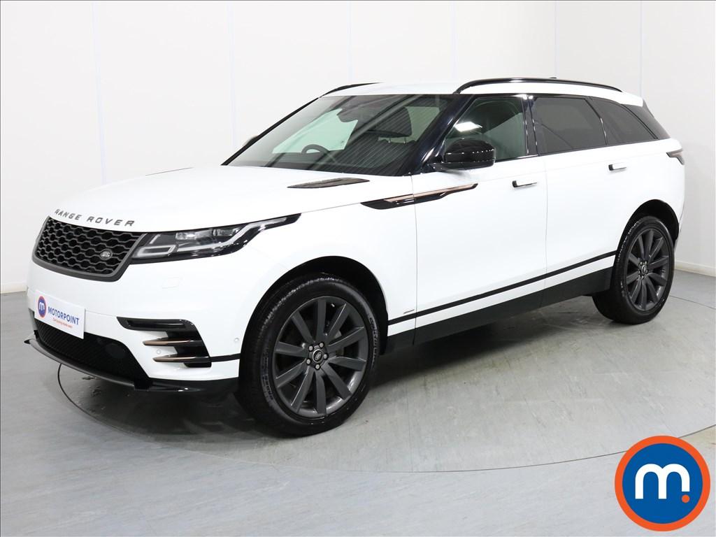 Land Rover Range Rover Velar R-Dynamic HSE - Stock Number 1078294 Passenger side front corner