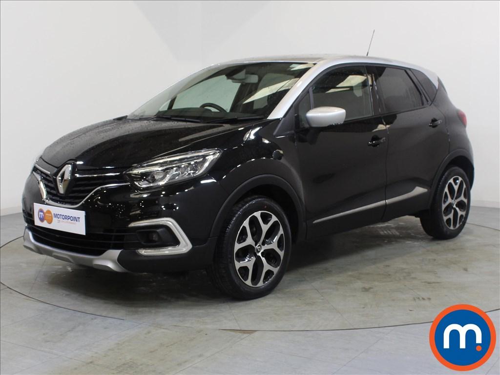 Renault Captur Dynamique S Nav - Stock Number 1078876 Passenger side front corner
