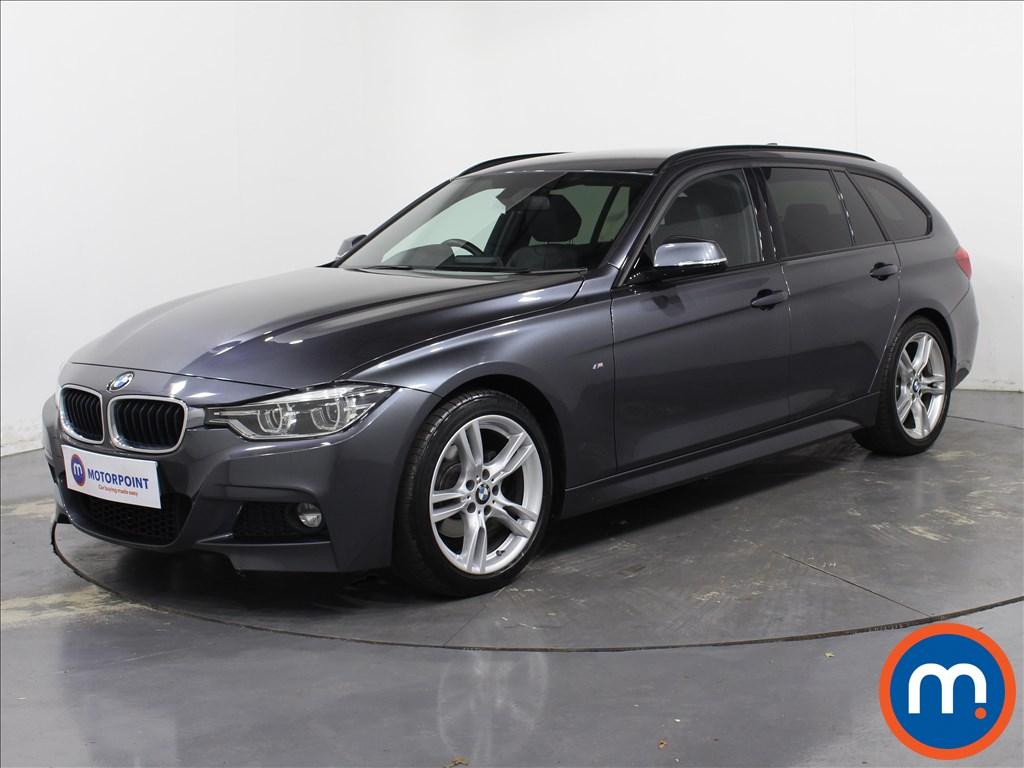 BMW 3 Series M Sport - Stock Number 1073584 Passenger side front corner