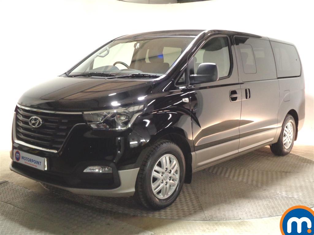 Hyundai I800 SE Nav - Stock Number 1079221 Passenger side front corner