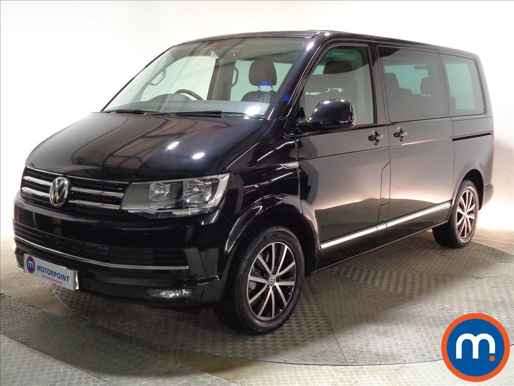 Volkswagen Caravelle Executive - Stock Number 1077155 Passenger side front corner