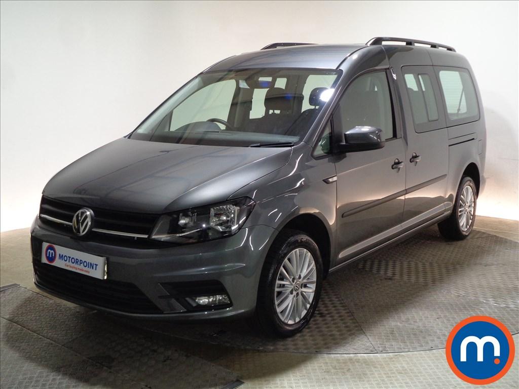 Volkswagen Caddy Maxi Life 2.0 TDI 150 5dr DSG - Stock Number 1077088 Passenger side front corner