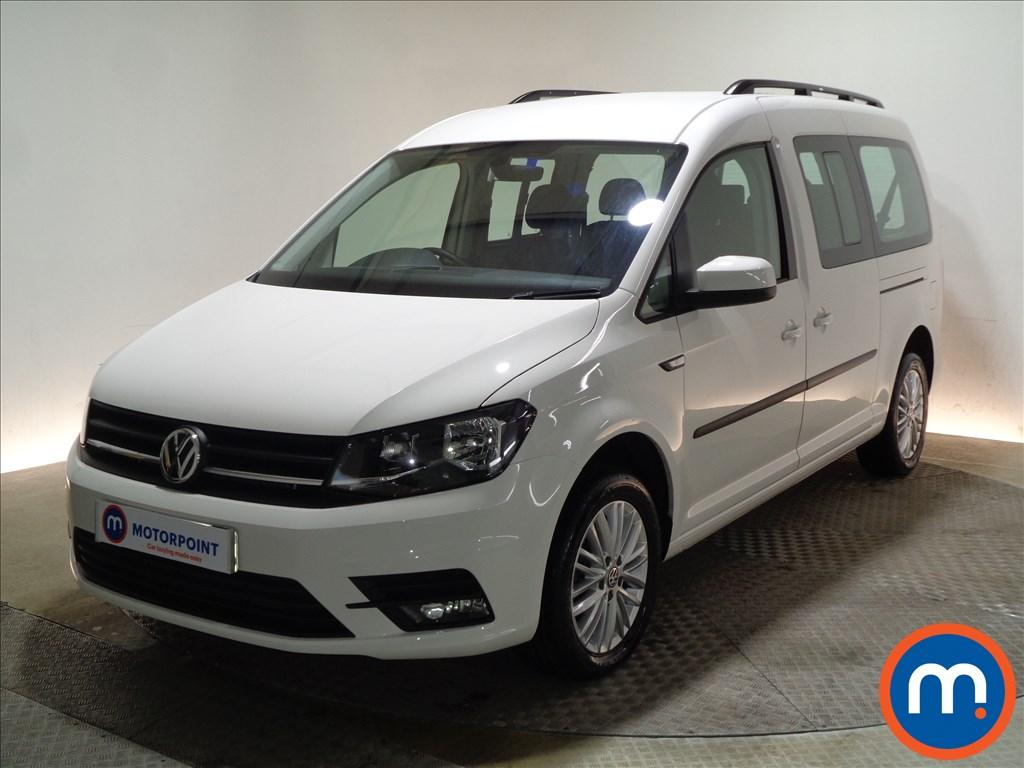 Volkswagen Caddy Maxi Life 2.0 TDI 150 5dr DSG - Stock Number 1077087 Passenger side front corner