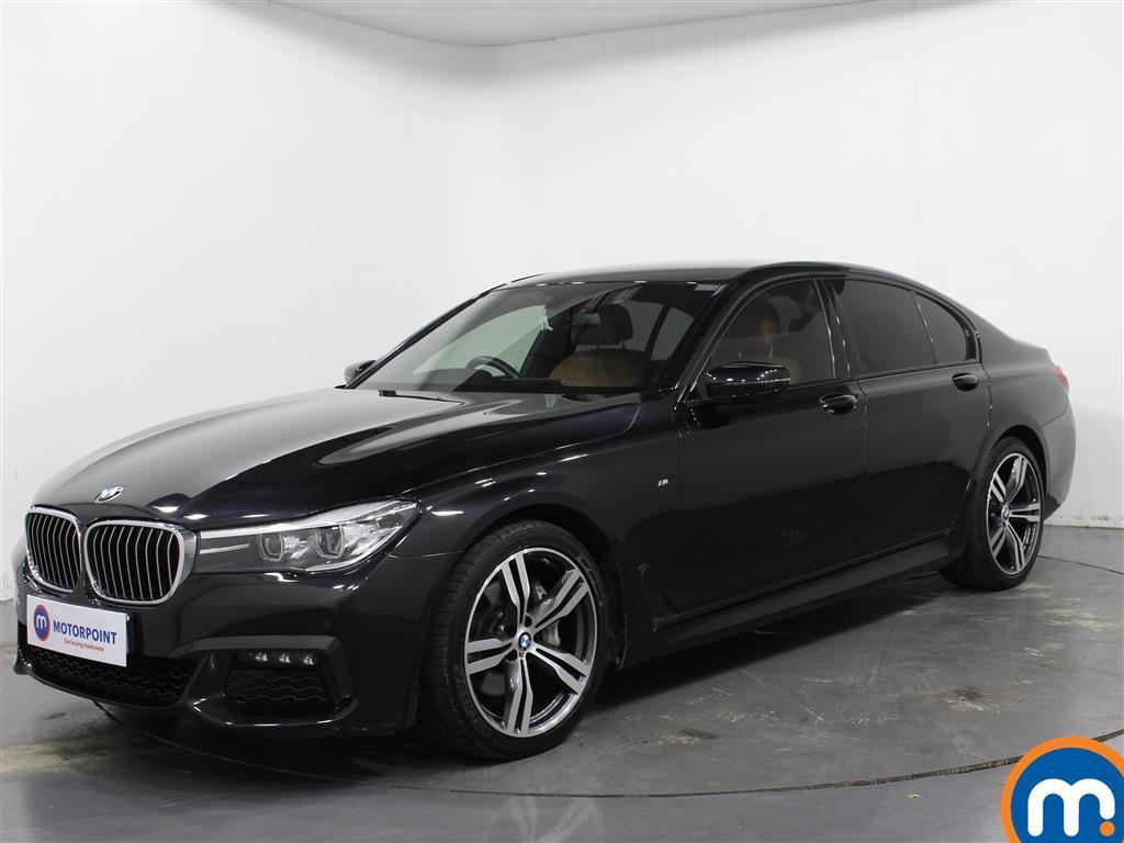 BMW 7 Series M Sport - Stock Number 1078331 Passenger side front corner