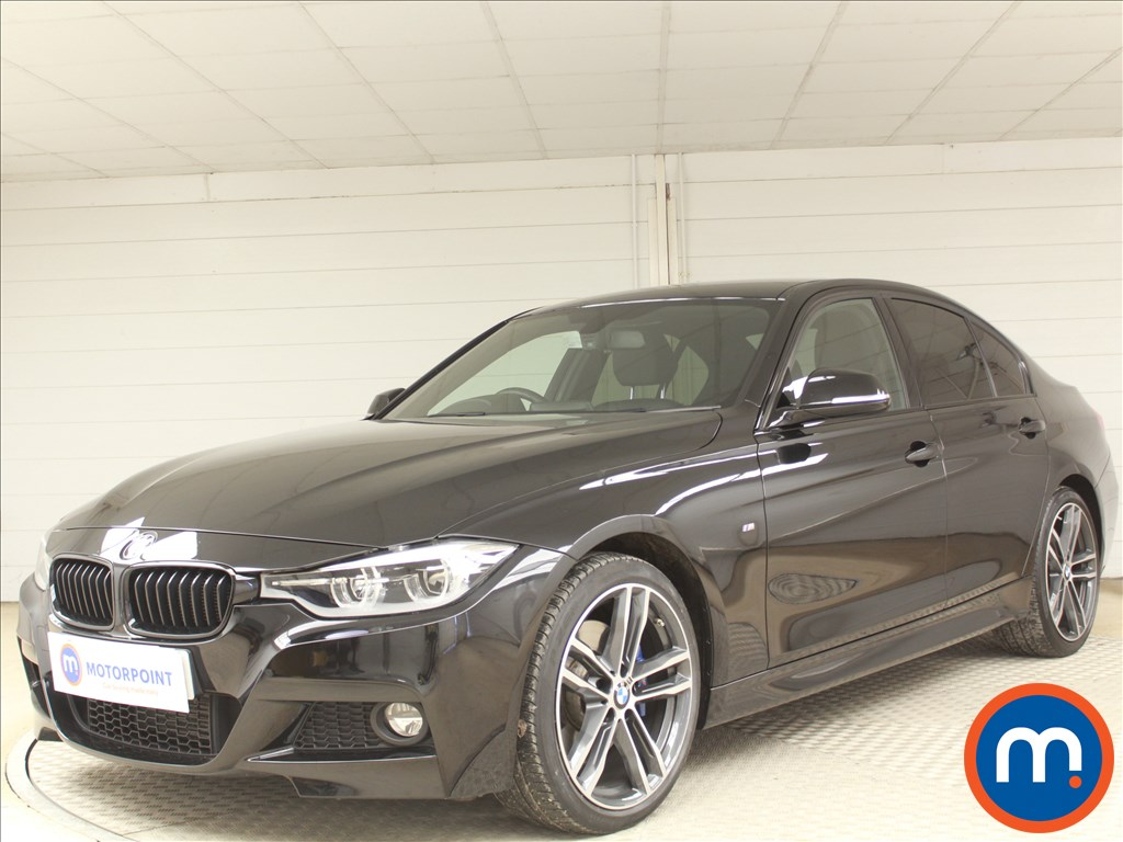 BMW 3 Series M Sport Shadow Edition - Stock Number 1079586 Passenger side front corner