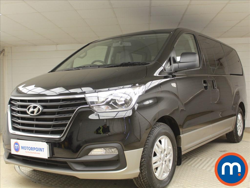Hyundai I800 SE Nav - Stock Number 1079453 Passenger side front corner