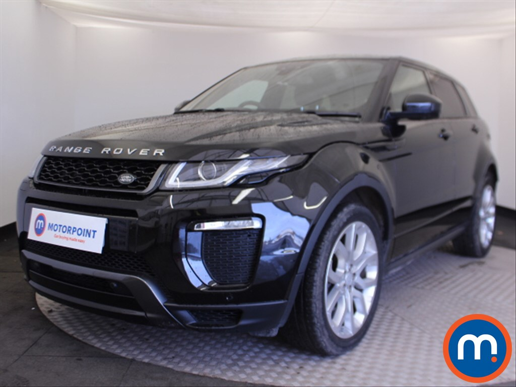 Land Rover Range Rover Evoque HSE Dynamic - Stock Number 1076904 Passenger side front corner