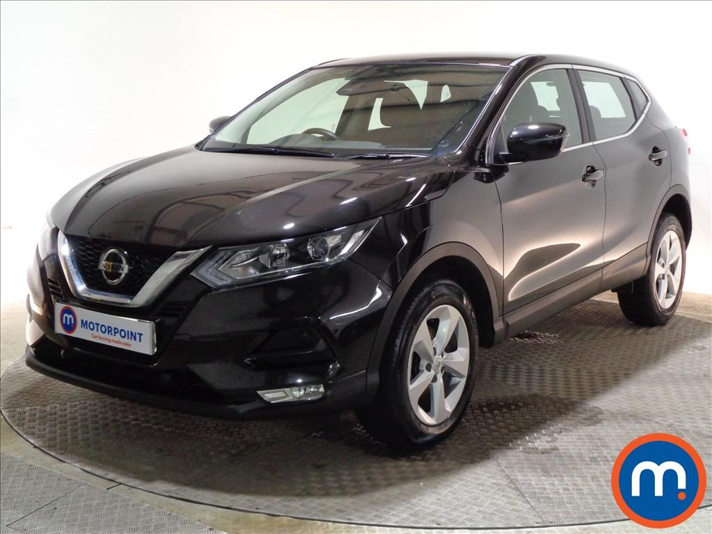 Nissan Qashqai Acenta Premium - Stock Number 1079868 Passenger side front corner