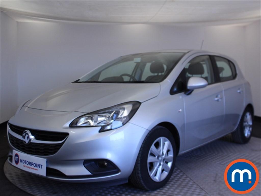 Vauxhall Corsa Design - Stock Number 1079149 Passenger side front corner