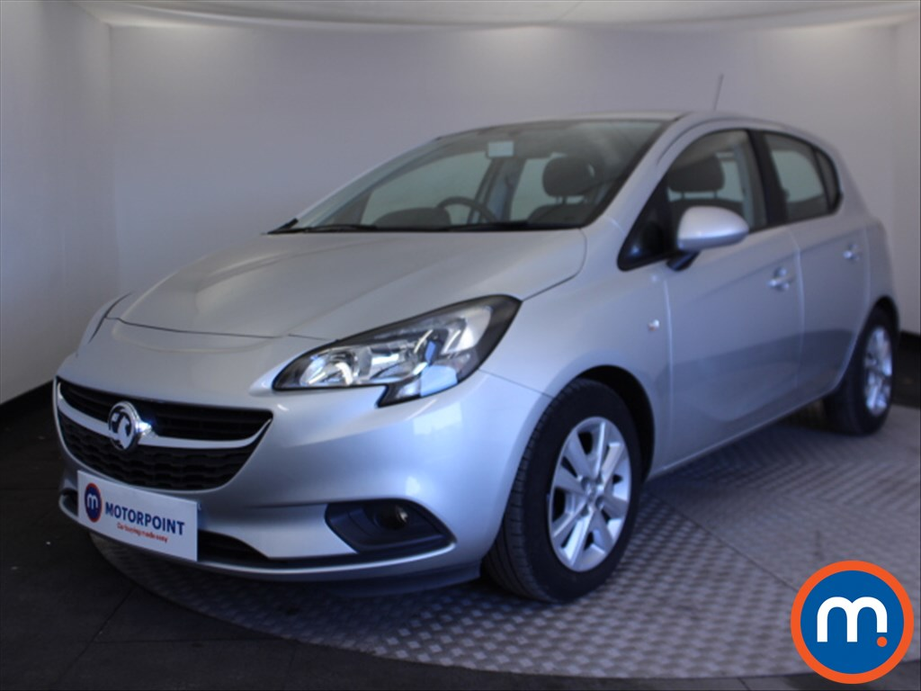 Vauxhall Corsa Design - Stock Number 1079423 Passenger side front corner