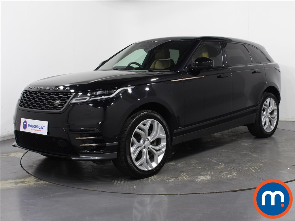 Land Rover Range Rover Velar R-Dynamic HSE - Stock Number 1078375 Passenger side front corner