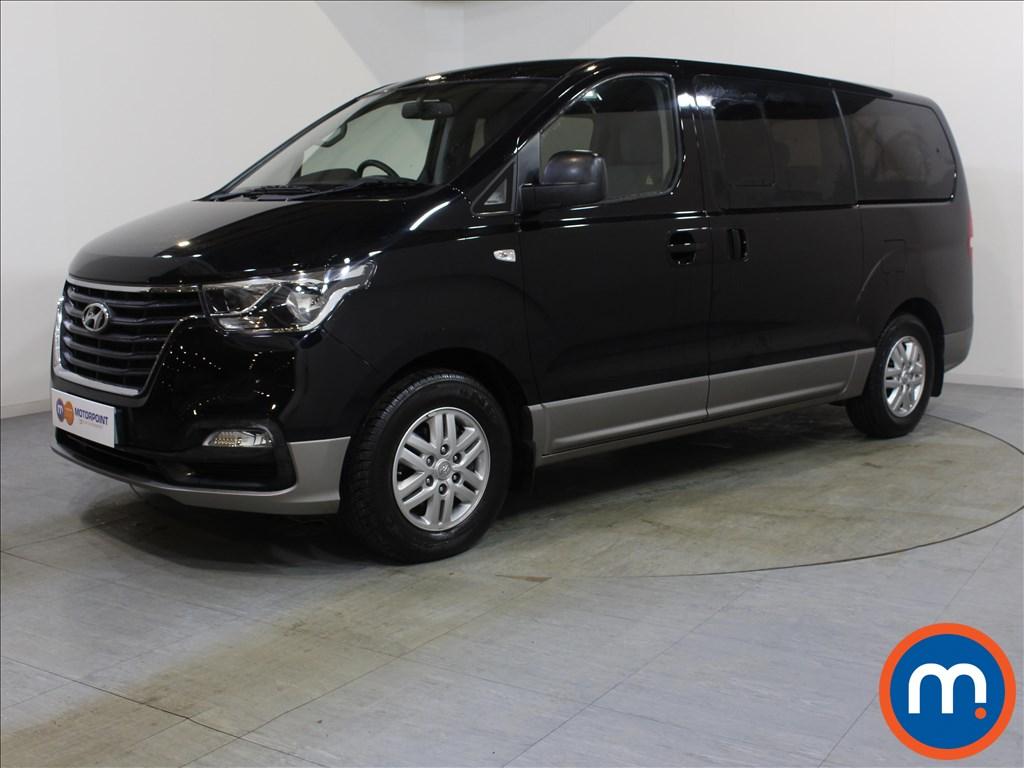 Hyundai I800 SE Nav - Stock Number 1076013 Passenger side front corner